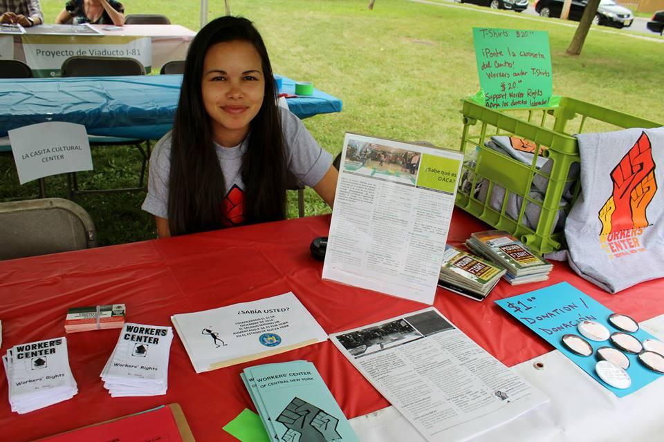 Workers Center Volunteer