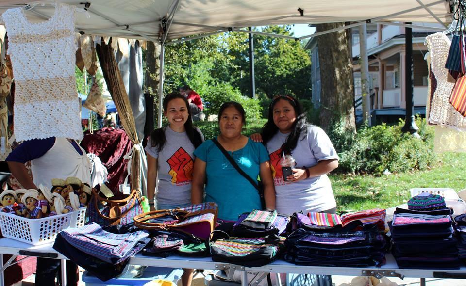 Workers Center Volunteers
